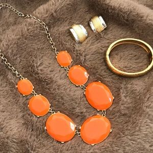 Jewelry - Fashion Statement Jewelry Set